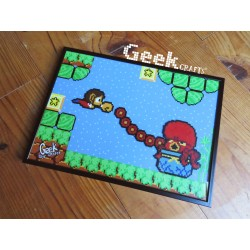 Alex Kidd vs. Octopus