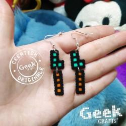 Mini Tetris - Vert/Orange